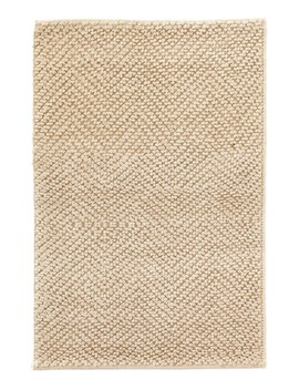 Woven Jute & Cotton Rug by Dash & Albert