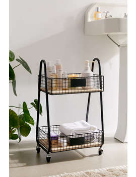 Lewis Storage Cart by Urban Outfitters