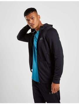 Under Armour Fleece Full Zip Hoodie by Jd Sports