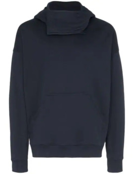 Wrap Neck Hoodie by Jw Anderson