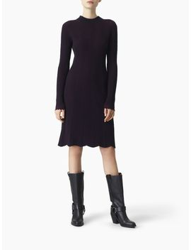 Fitted Long Sleeve Dress by Chloe