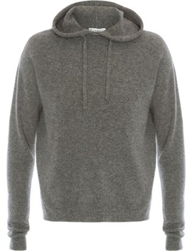 Hooded Felted Sweater by Jw Anderson