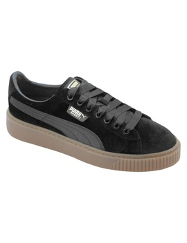 Puma Basket Platform Vs Womens Sneakers Uk Sizes by Wish