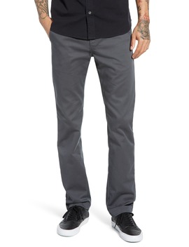 Authentic Slim Fit Stretch Chinos by Vans