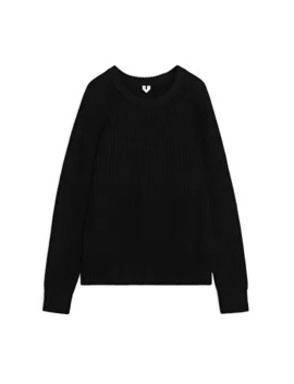 Merino Cotton Crew Neck by Arket
