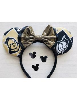 University Of Central Florida Custom Mickey/ Minnie Mouse Ears, Ucf by Etsy