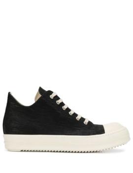 Sneakers Met Plateauzool by Rick Owens Drkshdw