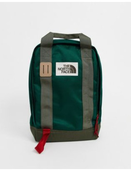 The North Face   Tote In Groen by The North Face