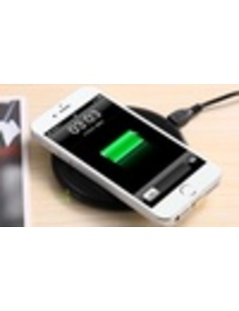 Wireless Induction Charger And Receiver For I Phone Or Android by Groupon