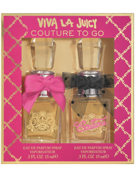 Viva La Juicy Couture To Go Set by Juicy Couture