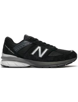 New Balance 990 V5 Black by Stock X