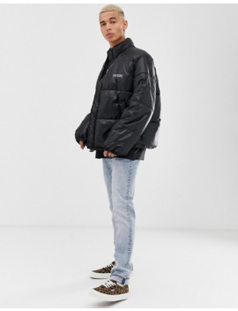 Cheap Monday Puffer Jacket by Cheap Monday's