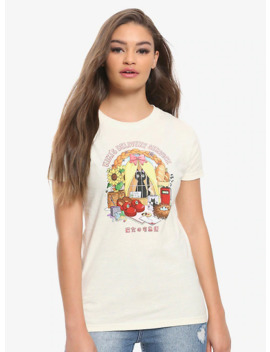 Studio Ghibli Kiki's Delivery Service Still Life Girls T Shirt by Hot Topic