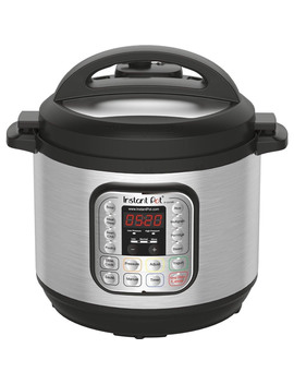 Instant Pot Duo80 8 Qt 7 In 1 Multi  Use Programmable Pressure Cooker, Slow Cooker, Rice Cooker, Steamer, SautÈ, Yogurt Maker And Warmer by Instant Pot