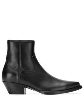 Ankle Boots by Saint Laurent