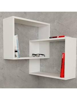 Luksa Wall Shelf by Hokku Designs