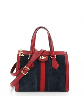 Ophidia Leather Handbag by Gucci