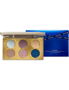 Blue Realm Velvet Eyeshadow Palette by Stila