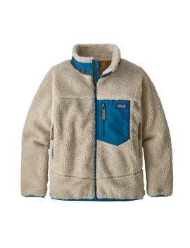 Patagonia Kids' Retro X® Fleece Jacket by Patagonia