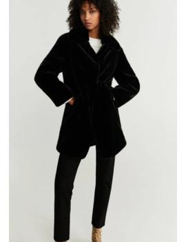 Chillyn   Krótki Płaszcz by Mango