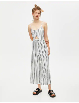 Tuta Lunga Cut Out by Pull & Bear