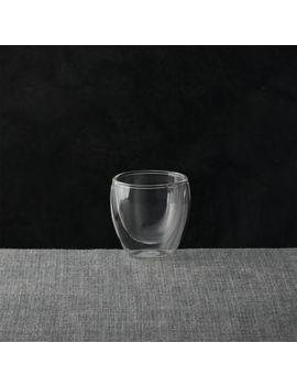 Bodum ® Pavina Espresso Cup by Crate&Barrel