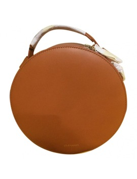 Leather Crossbody Bag by Jil Sander