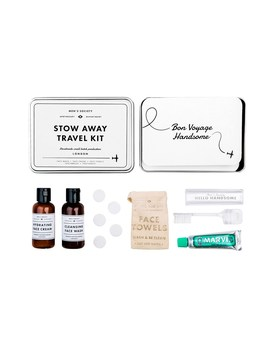 Stow Away Travel Kit   Körperpflegeset by Men's Society