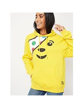 Children In Need Pudsey Bear Yellow Hoodie by Asda