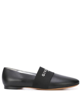 Paris Flat Slippers by Givenchy