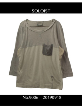 Soloist / Hybrid Pocket Shirt / 9006   0918 70.644 / Jp Archives by Takahiromiyashita The Soloist.  ×