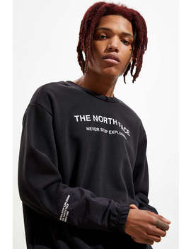 The North Face Never Stop Exploring Crew Neck Sweatshirt by The North Face