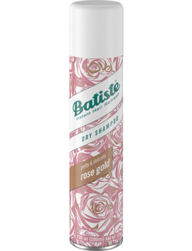 Rose Gold Dry Shampoo   Pretty & Delicate by Batiste
