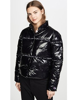 Puff Jacket by Champion Premium Reverse Weave