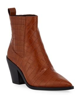 Westra Western Booties by Alice + Olivia