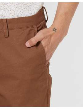 Mid Rise Flat Front Trousers by U.S. Polo Assn.