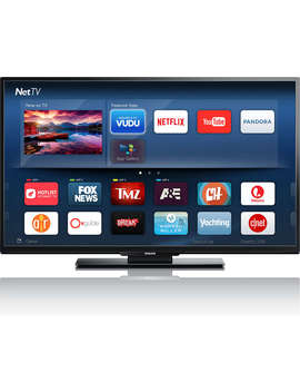 """Refurbished Philips 55\"""" Class 4 K Smart Led Tv (55 Pfl5402/F7) by Philips"""