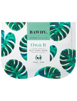 Own It Butt Sheet Mask   Balancing + Purifying by Sephora Collection