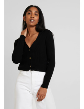 Skinny Cropped Cardigan   Cardigan by Missguided