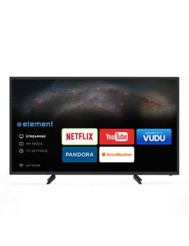 """Element 55\"""" Class 4 K (2160 P) Uhd Smart Led Tv (E4 Sw5518) by Element"""