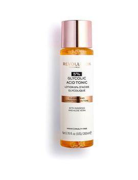 Revolution Skincare 5% Glycolic Acid Toner 200ml by Revolution