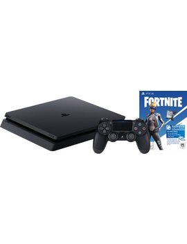 Play Station 4 1 Tb Fortnite Neo Versa Console Bundle   Jet Black by Sony