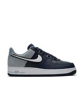 "Nike Air Force 1 07 Lv8 ""Obsidian"" Men's Shoe by Hibbett"