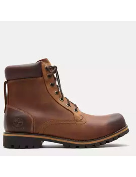 Rugged 6 Inch Boot  For Men In Brown by Timberland