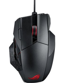Wireless Laser Gaming Mouse   Titanium Black by Asus