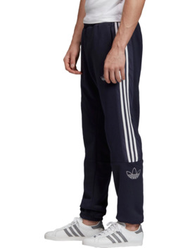 Adidas Originals Men's Outline Sweatpants by Adidas