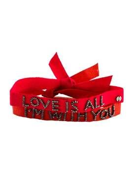Tie One On Bracelet Set Of 2 by Roxanne Assoulin