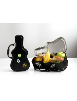Guitar Case Lunch Box by Iwoot