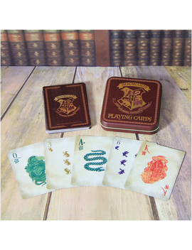Harry Potter Playing Cards by Iwoot