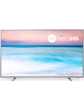 "43 Pus6554/12 43"" Smart 4 K Ultra Hd Hdr Led Tv by Currys"